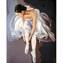 Dancer Tapestry Canvas