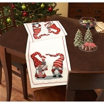 Elves Table Runner