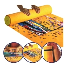 Roll and Go Puzzle Mat