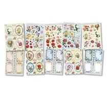 3D Decoupage Kit - Roses with Frames