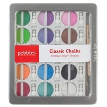 Basic Brights Chalk Set