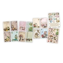 3D Decoupage Kit - Vintage