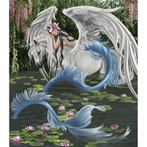 Mermaid & Pegasus