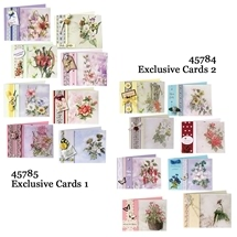 Exclusive Flower Cards