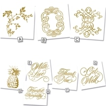 Anna Griffin Hot Foil Stamps