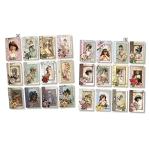 Romantic Victorian Cards