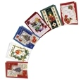 3d Christmas Cards Book And Decoupage_36484_0