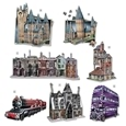 Harry Potter 3D Puzzles_HARR+_0