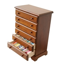 Crafter's 6-Drawer Thread Cabinet