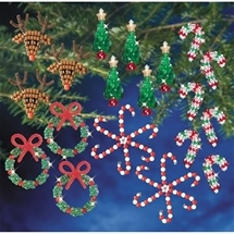 Christmas Ornaments - Traditional Collec