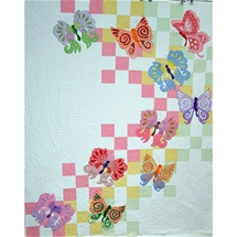 My Butterfly Quilt Pattern
