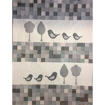 My Little Bird Quilt Pattern
