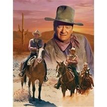 John Wayne The Cowboy Way 1000 pieces