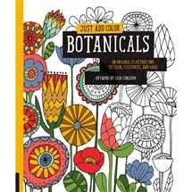 Just Add Colour - Botanicals