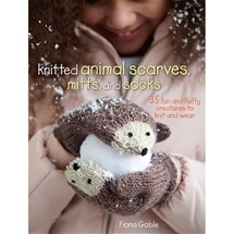 Knitted Animal Scarves, Mitts & Socks