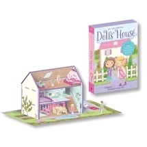 Dolls House Book & Kit