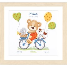 Cycling Bear Birth Record