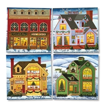 Holiday Jigsaws - 4 Pack