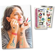 Off The Bias Temporary Tattoos