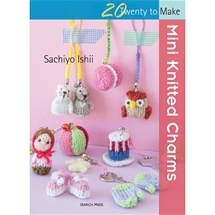 Mini Knitted Charms - Twenty To Make