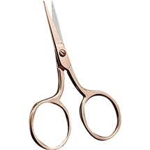 Rose Gold Embroidery Scissors