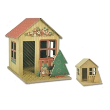 Little Christmas Cottage