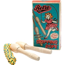 Retro Vintage - Skipping Rope