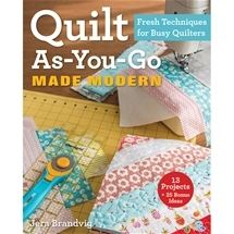 Quilt As You Go - Made Modern
