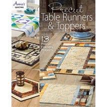 Precut Table Runners and Toppers
