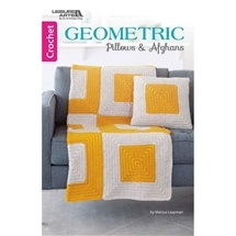 Crochet Geometric Pillows and Afghans