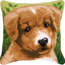 Puppy Cushion