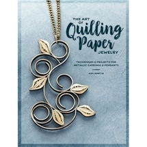 The Art of Quilling Paper Jewellery