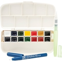 Transparent Watercolour Set