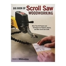 Big Book Of Scroll Saw Wordworking