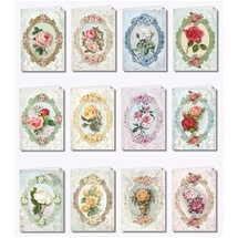 Classic Roses - 3D Greeting Card Book