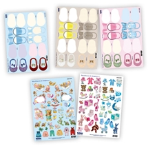 3D Decoupage Kit Baby Embellishments