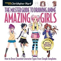 Drawing Anime Amazing Girls