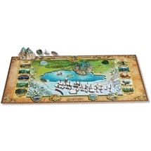 4D Harry Potter Wizarding World Cityscape Puzzle