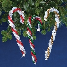 Crystal Candy Canes