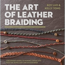 The Art Of Leather Braiding