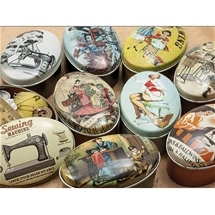 Collectible Vintage Tins