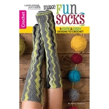 Crochet Make Fun Socks