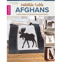 Wildlife Cable Afghans