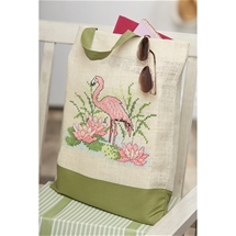 Flamingo Tote Bag