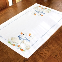 Geese Table Runner