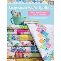 Easy Layer-Cake Quilts 2
