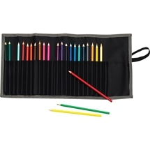 Pencil Roll-up Storage