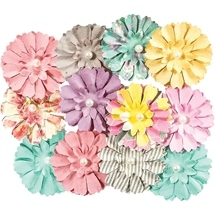 Floral Embellishment Packs