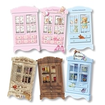 Cabinet Cards - 3D Greeting Card Kit