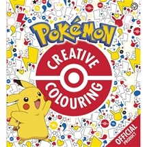 Pokemon Creative Colouring